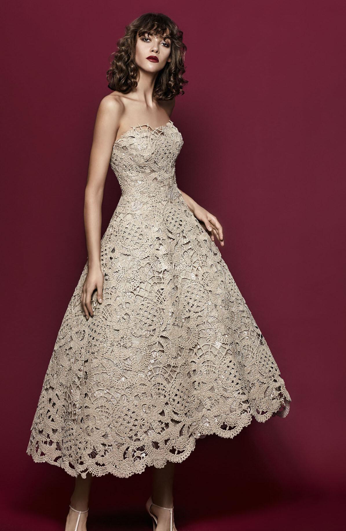 Vestidos de fiesta cortos bodas net