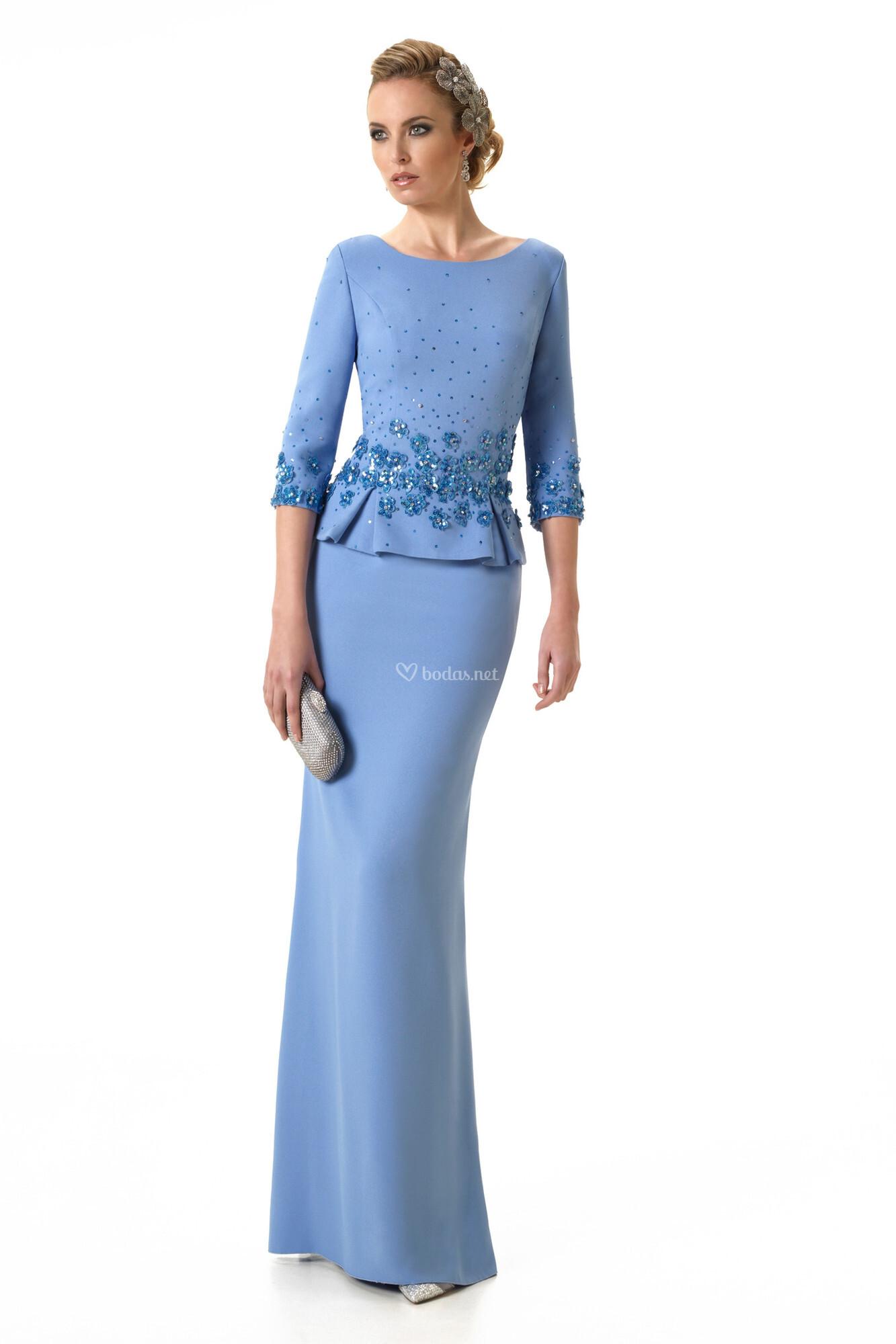 Vestido de Madrina de Raffaello - Gabal