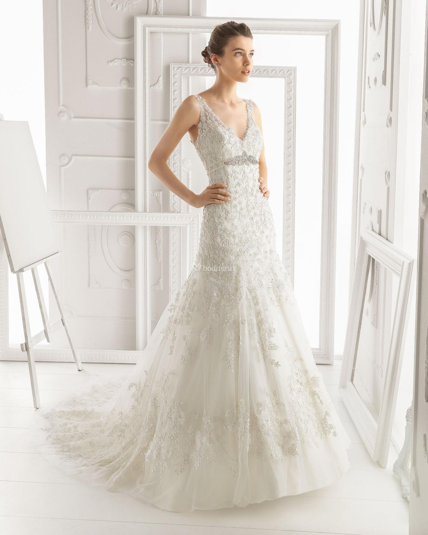 Vestido de novia de Minnesota