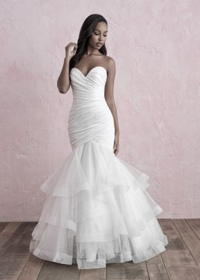 3258, Allure Bridals