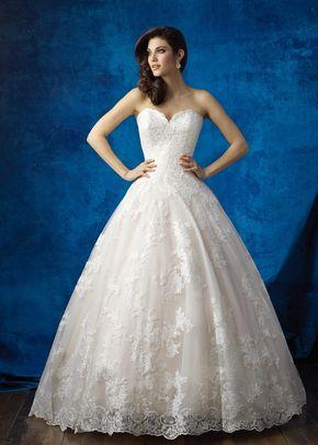 9353, Allure Bridals