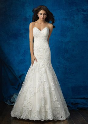 9374, Allure Bridals