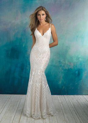 9508, Allure Bridals