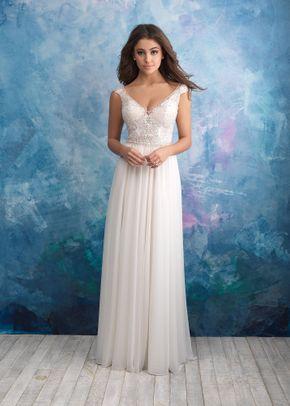 9563 , Allure Bridals