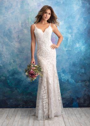 9575 , Allure Bridals