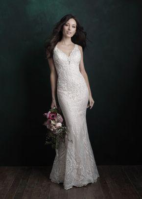 C502 , Allure Bridals