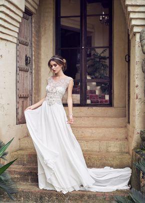 Aria / Summer Skirt, Anna Campbell