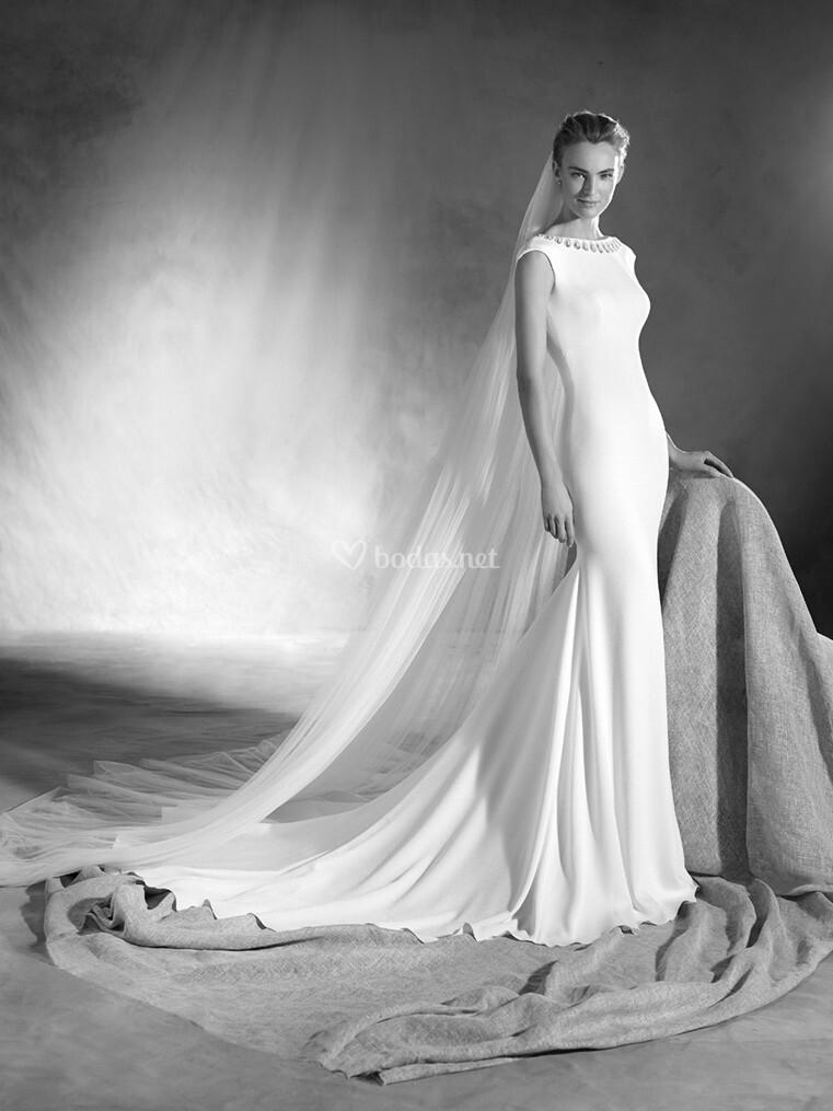 Vestidos de novia corte sirena p gina 74 - Colorazione sirena pagina sirena ...