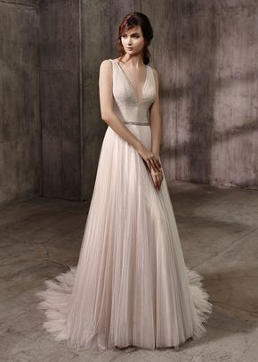 Alessandra, Badgley Mischka