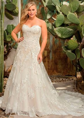 EVERLY XL, Casablanca Bridal