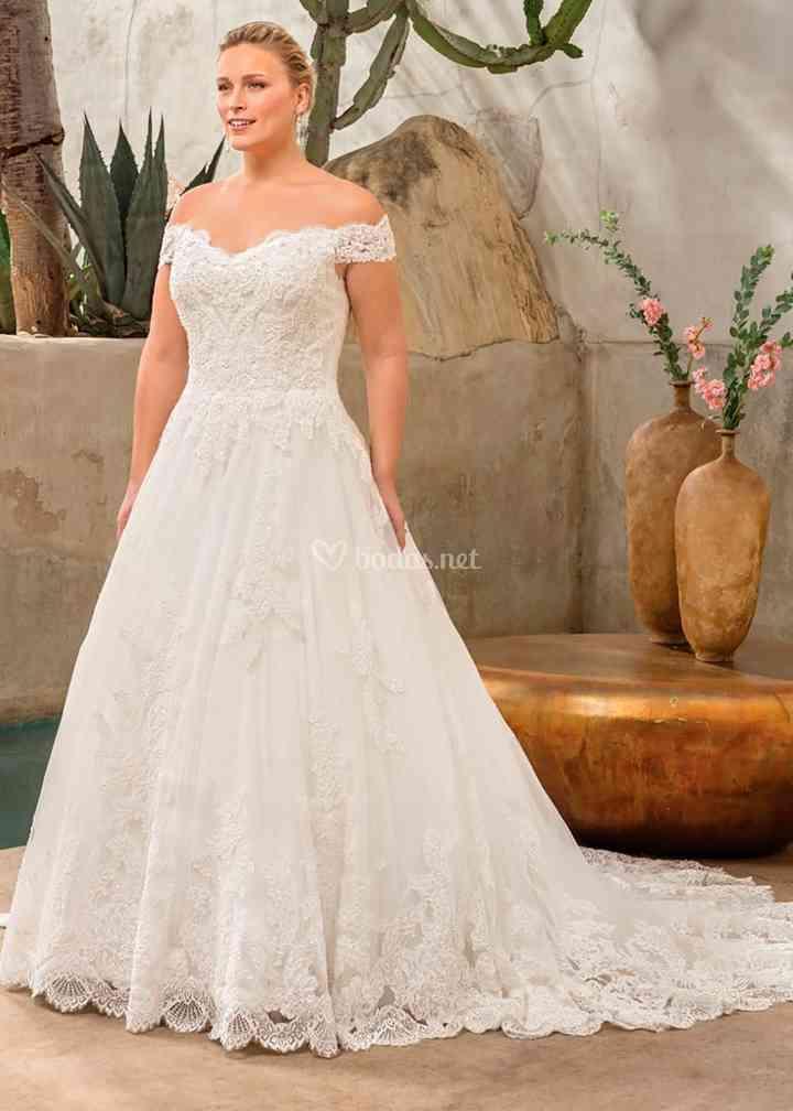 HARLOW XL, Casablanca Bridal