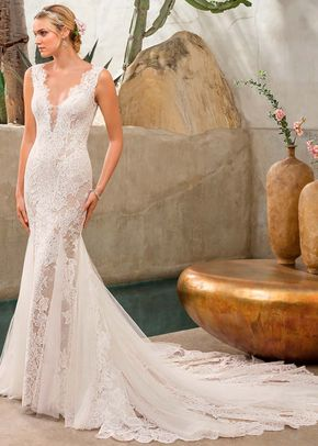 SAVANNAH, Casablanca Bridal