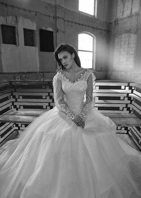 Maia, Crystalline Bridals