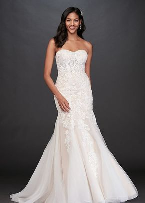 WG3964, David's Bridal