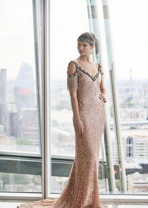 Paris Rosé d'or, Eliza Jane Howell