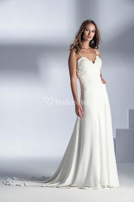 vestidos de novia escote en v - página 217 - bodas