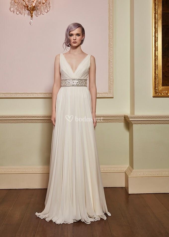 vestidos de novia de jenny packham - 2018 - bodas