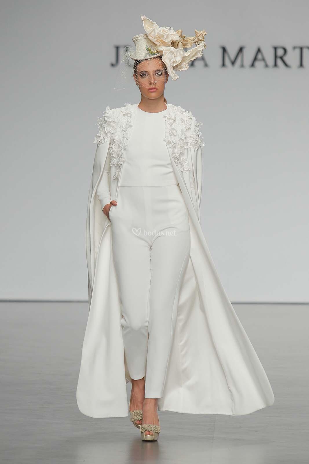 Vestidos de novia juana martin