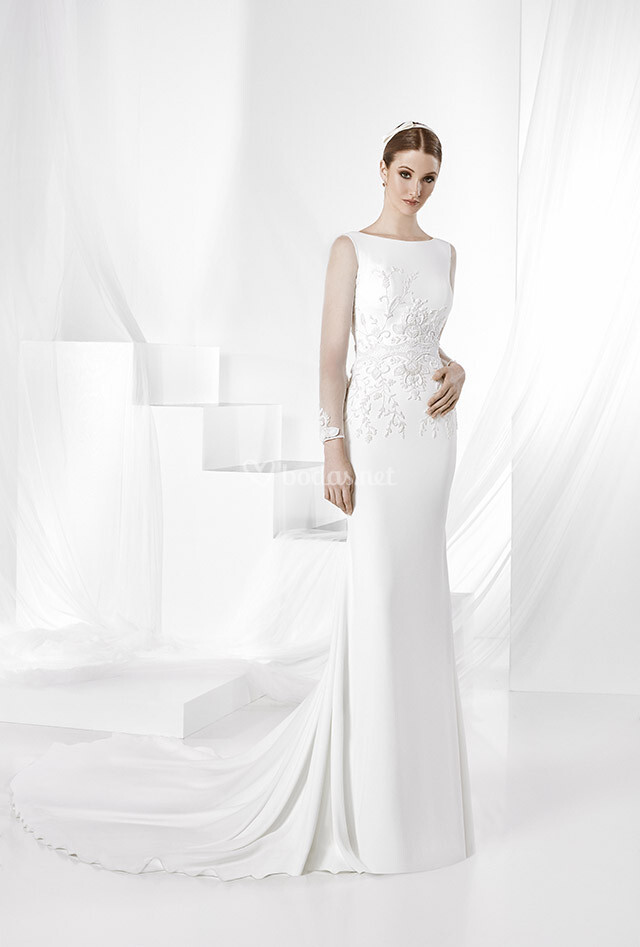 vestidos de novia de manu alvarez - bodas
