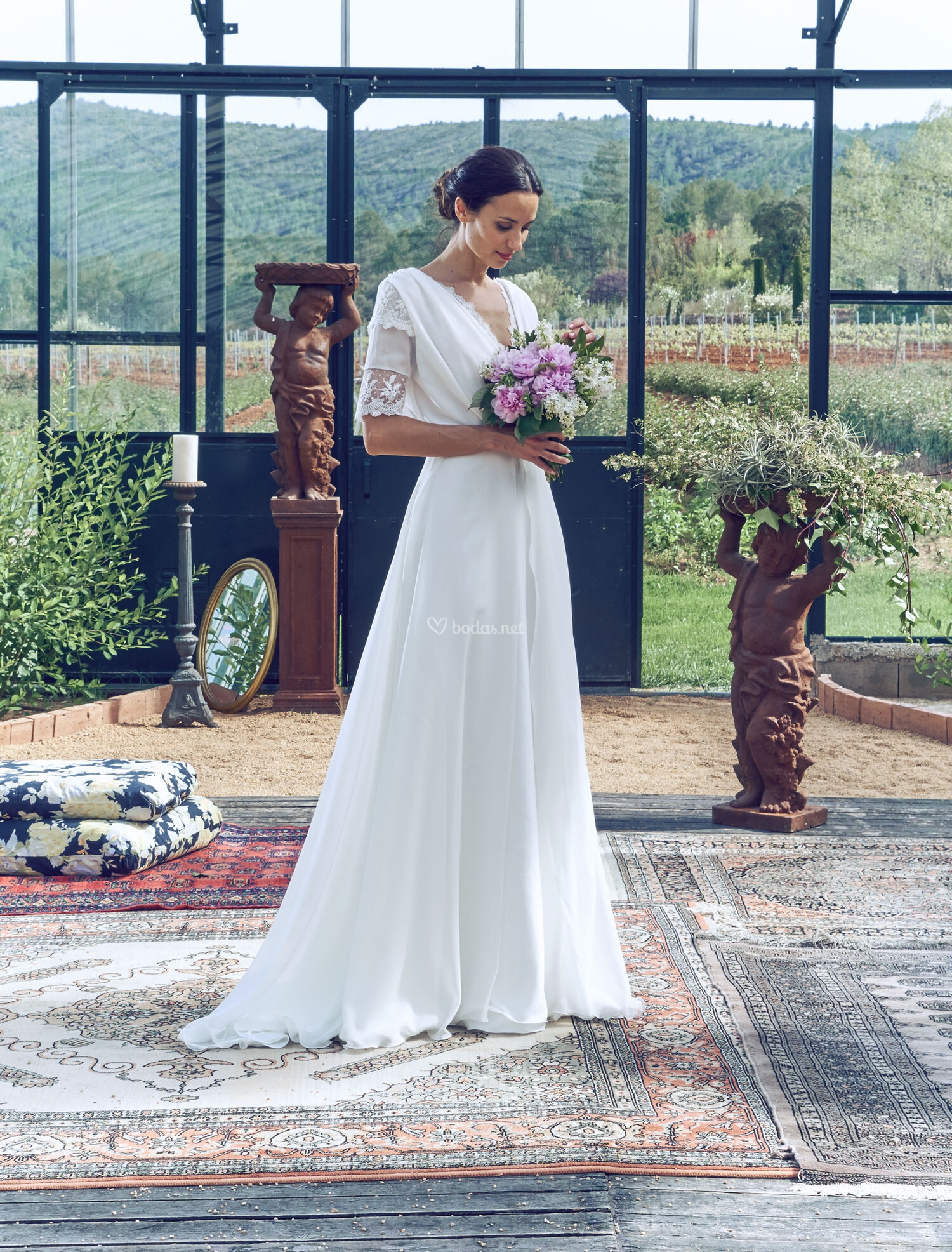 Attractive Vestidos Novia Charo Ruiz Composition - All Wedding ...