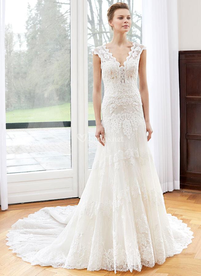vestidos de novia con mangas - página 220 - bodas