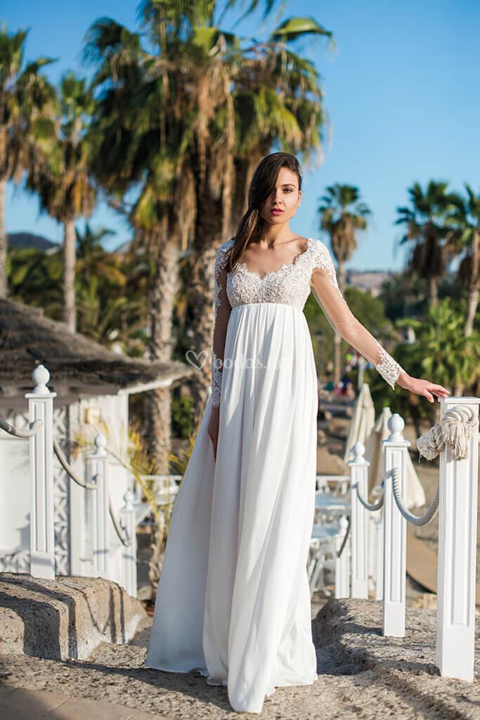 vestidos de novia de oksana mukha - bodas