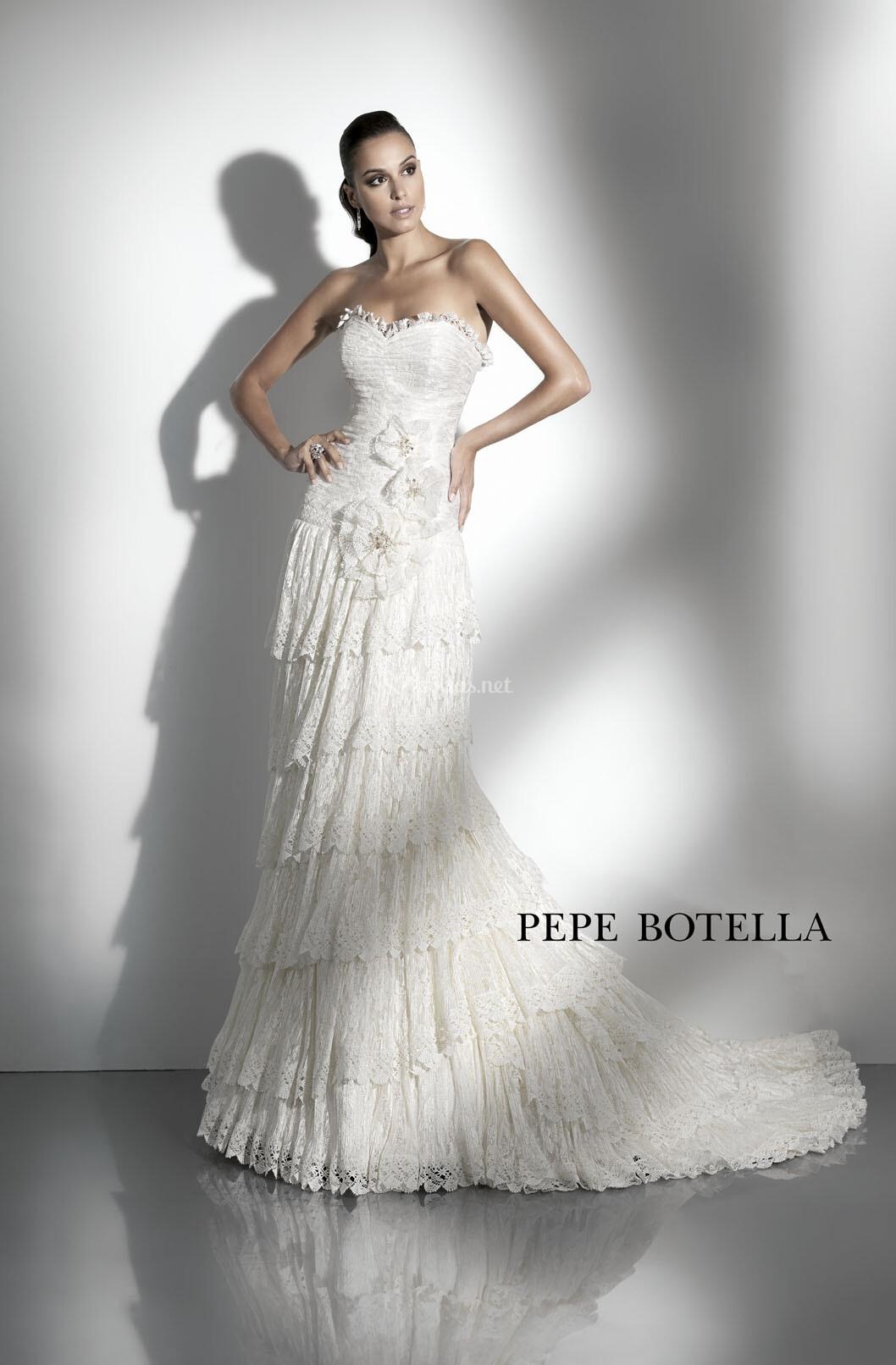 Vestido de novia de Mp3