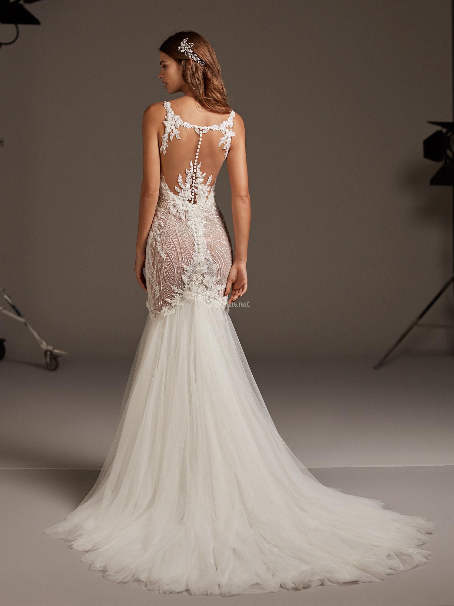 Vestidos de novia 2020 pronovias