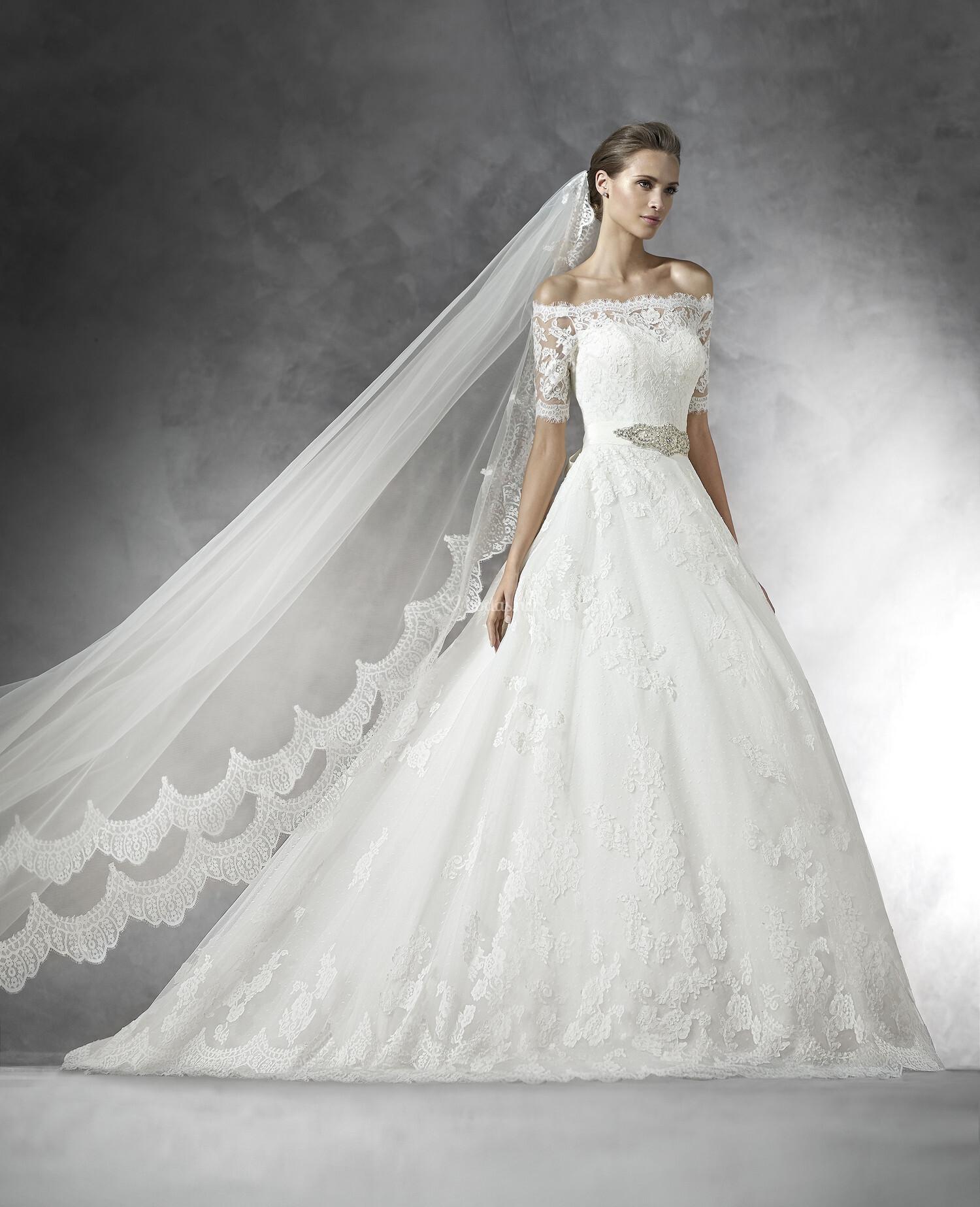 Ver vestidos de novia de pronovias