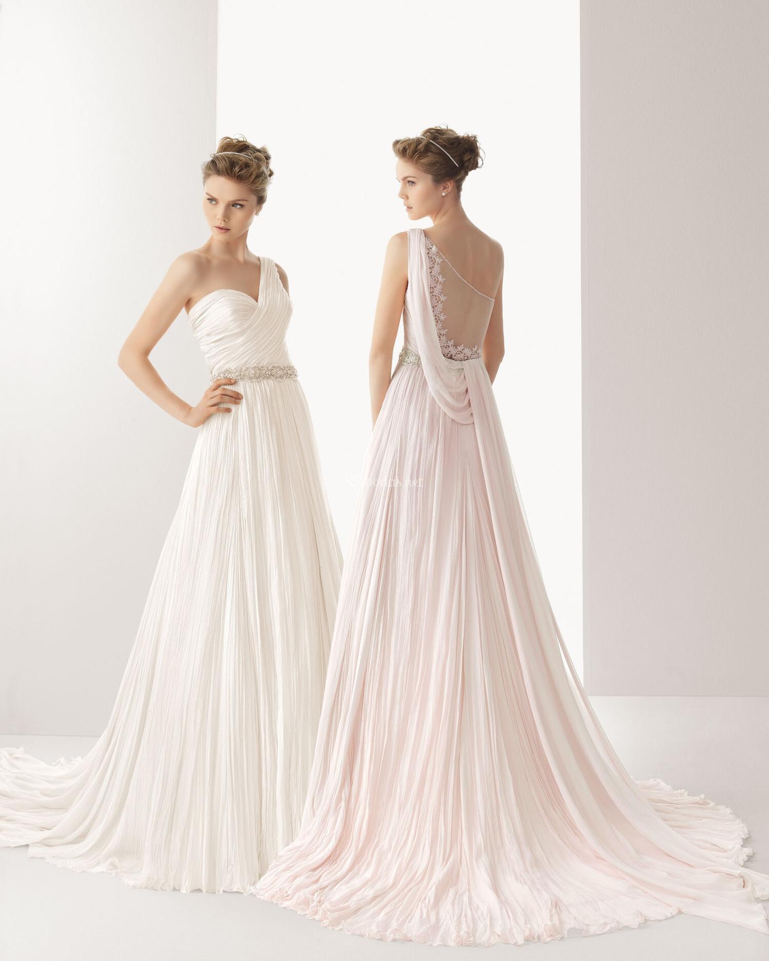 Vestido de novia Ursula