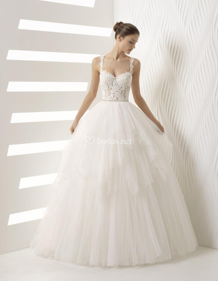 vestidos de novia escote otros - página 9 - bodas