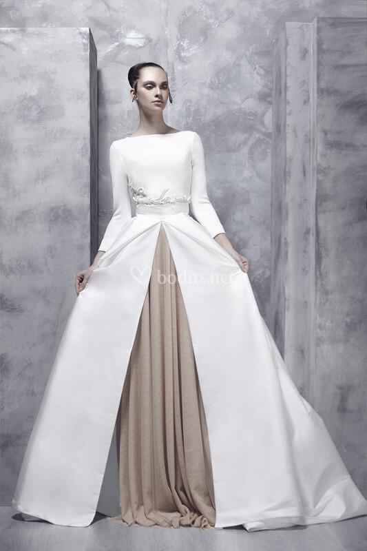 vestidos de novia de rubén hernández - 2017 - bodas