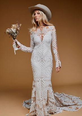 Reno Gown, Rue De Seine