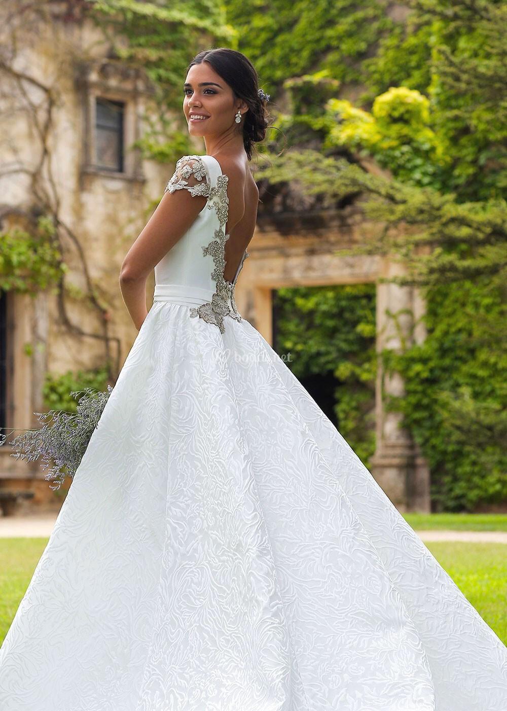 85073385e Vestidos novia silvia navarro precios – Vestidos de mujer