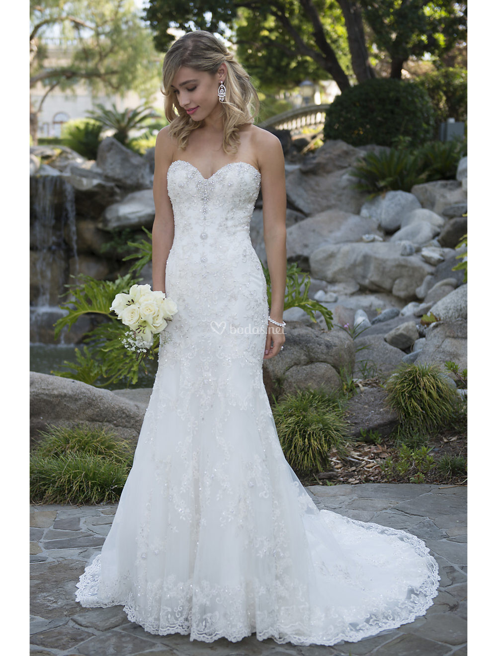 Pretty Vestidos Novia Vera Wang Contemporary - Wedding Ideas ...