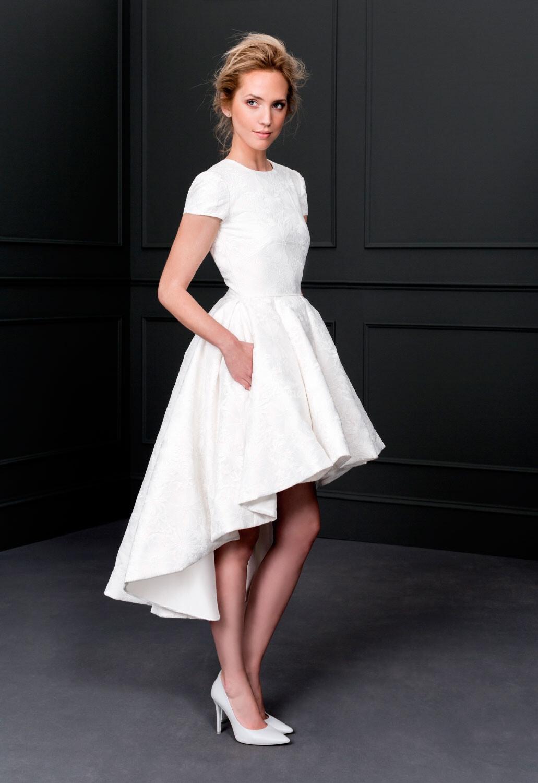 Vestido de novia de victoria vicky mart n berrocal biombo - Victoria martin berrocal ...