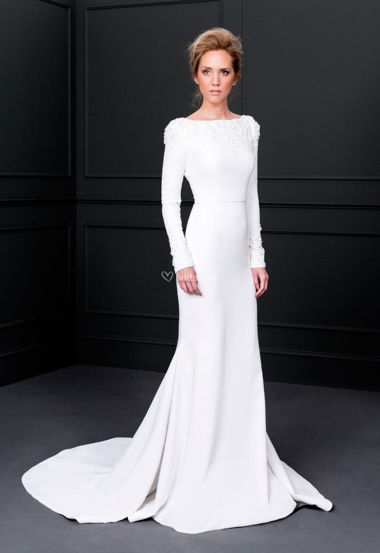 Long Sleeve Long Dress