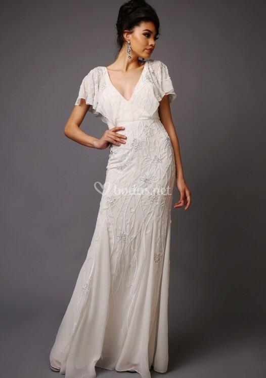 vestidos de novia de virgos lounge - bodas