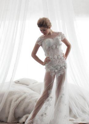 M6211 KAILY, White Dress