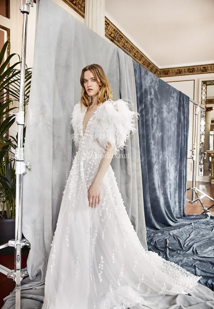 vestidos de novia con mangas - página 151 - bodas