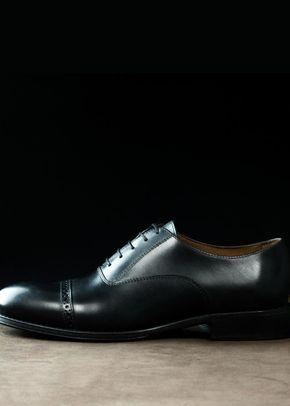 Oxford Brogue in Black, 995