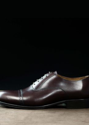 Oxford Brogue in Burgundy, 995