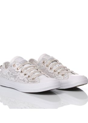 CONVERSE OX GLAMOUR WHITE, 1183