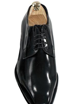 scarpa allacciata nera, Ottavio Nuccio Gala