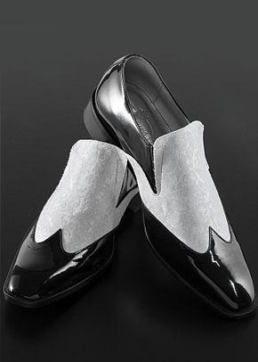 scarpa bicolore bianca, Ottavio Nuccio Gala