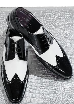 scarpa brogue bianca e nera, Ottavio Nuccio Gala