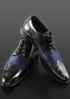 scarpa fantasia blu, Ottavio Nuccio Gala