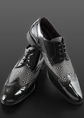 scarpa fantasia grigio, Ottavio Nuccio Gala