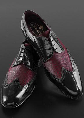 scarpa fantasia rossa, Ottavio Nuccio Gala