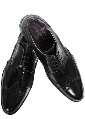 scarpa nera brogue, Ottavio Nuccio Gala